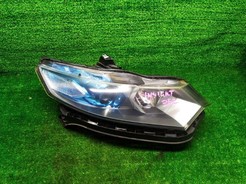 Фара Honda Insight ZE2 LDA 2009 правая (б/у) 10022878