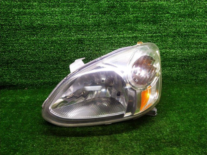 Фара Toyota Platz NCP12 1NZFE 2002 левая (б/у) 52067
