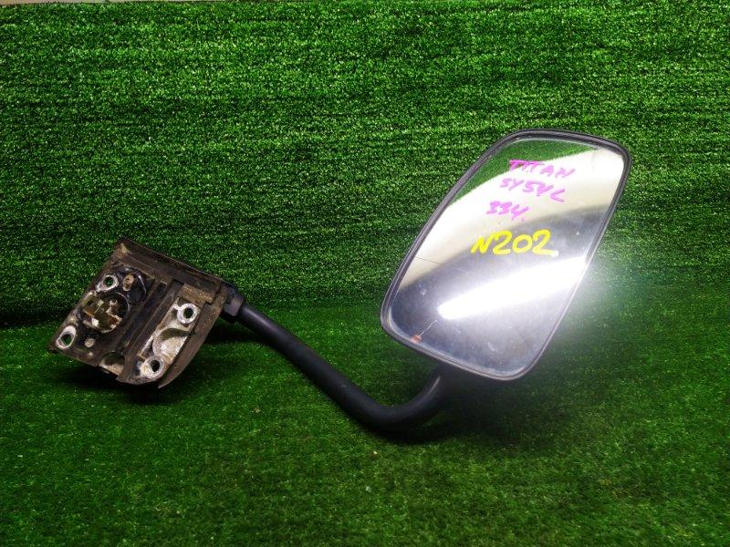 Зеркало Mazda Titan SY54L WLE 2000 правое (б/у)