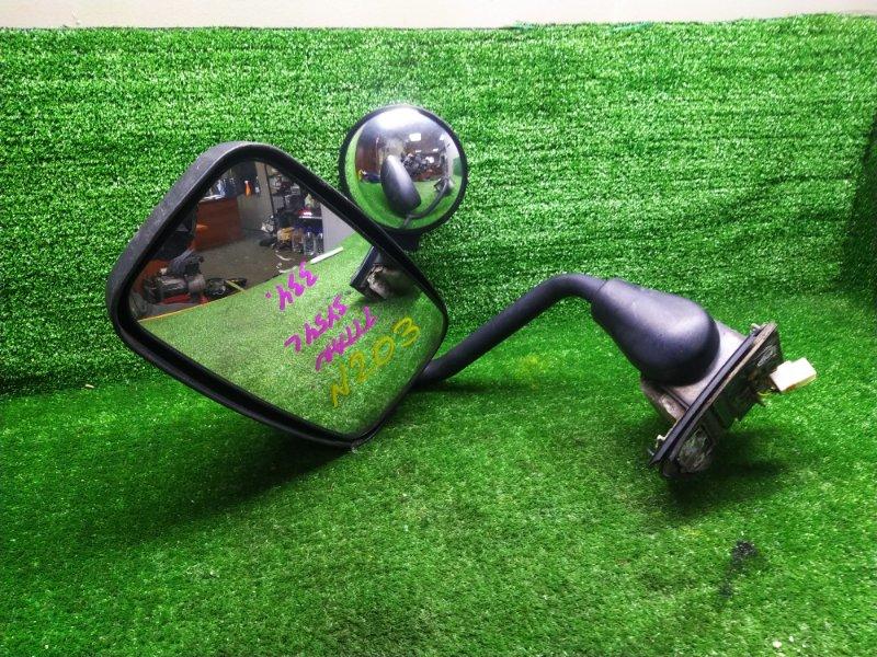 Зеркало Mazda Titan SY54L WLE 2000 левое (б/у)