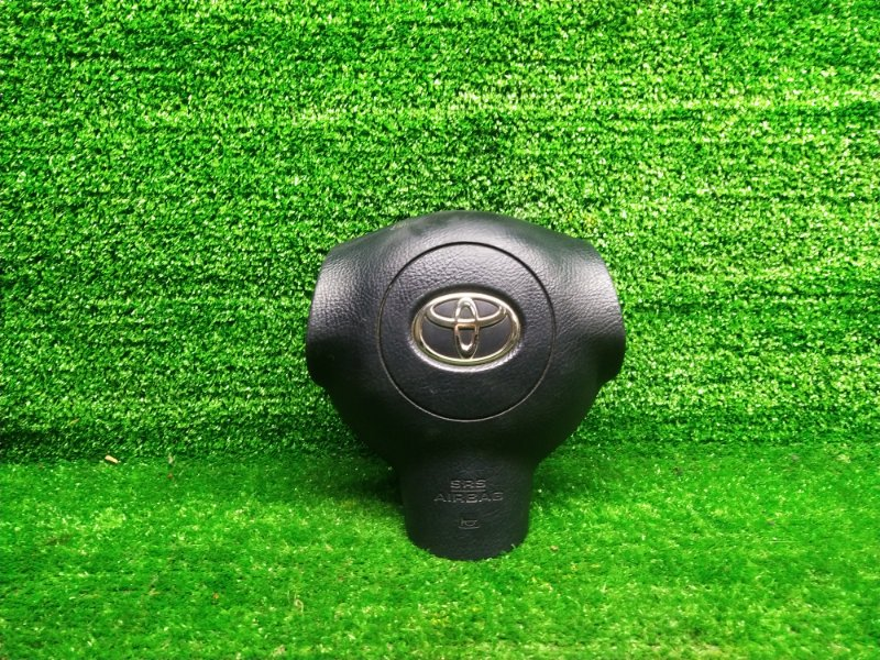 Airbag на руль Toyota Wish ZNE10 1ZZ-FE 2003 (б/у)