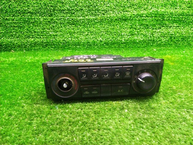Блок управления климат-контролем Mazda Titan SY54L WLE 2000 (б/у)