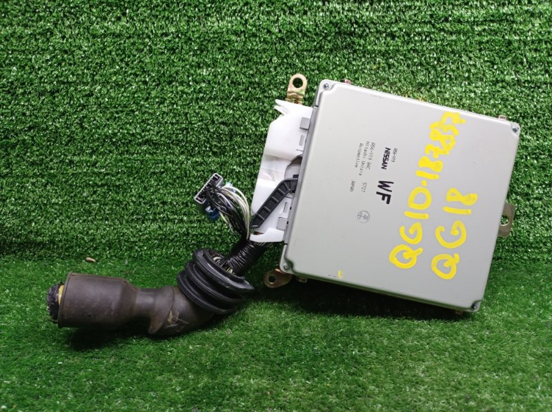 Блок управления efi Nissan Bluebird Sylphy QG10 QG18DE (б/у) A56-Y19