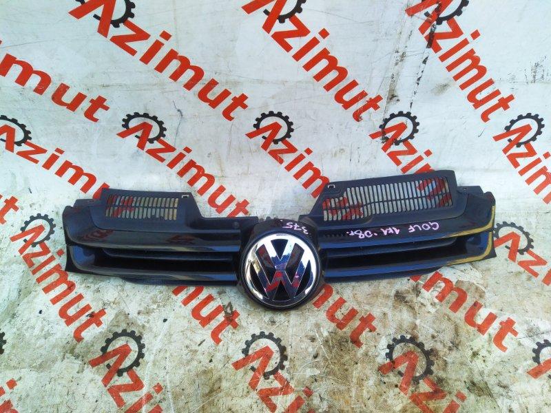 Решетка радиатора Volkswagen Golf 1K1 BLF 2008 (б/у) 1K0.853.655A