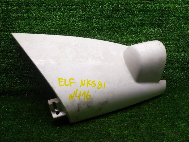 Щека Isuzu Elf NKS81 4HL1 2004 левая (б/у)