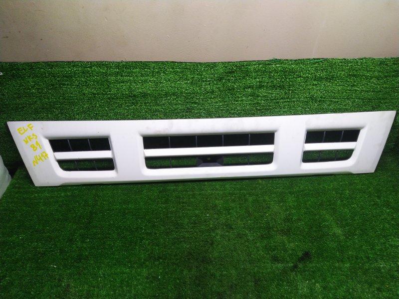 Решетка радиатора Isuzu Elf NKS81 4HL1 2004 левая (б/у)