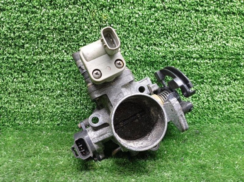 Заслонка дроссельная Toyota Caldina ST215 3SFE (б/у) 89452-33030