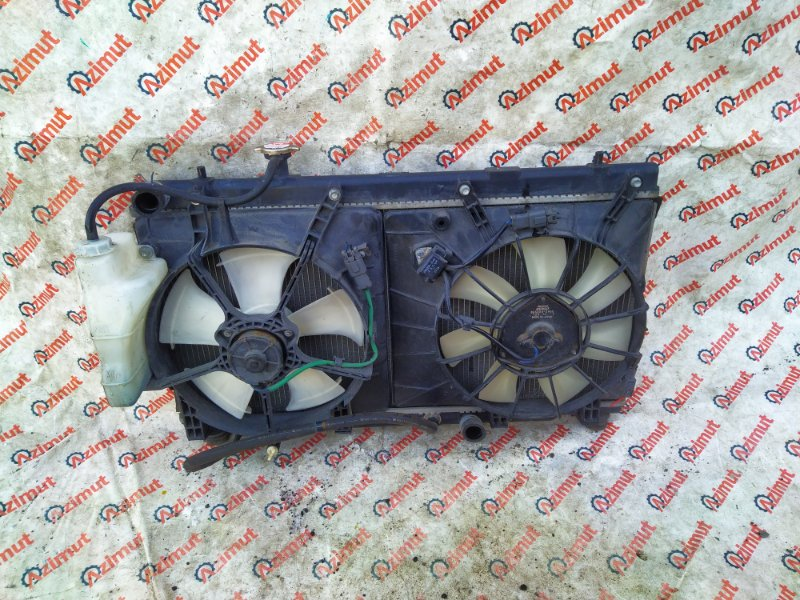 Радиатор основной Honda Airwave GJ1 L15A 2005 (б/у)