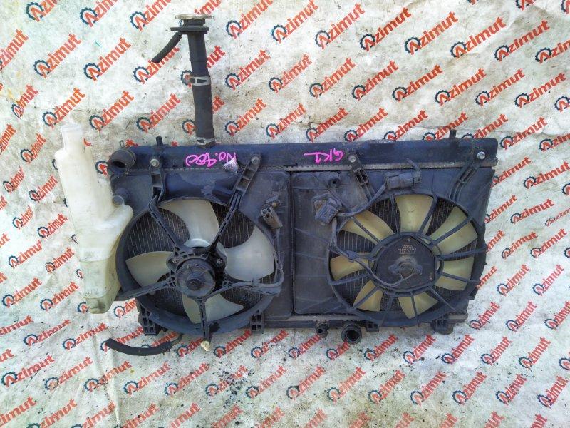 Радиатор основной Honda Mobilio Spike GK1 L15A 2005 (б/у)