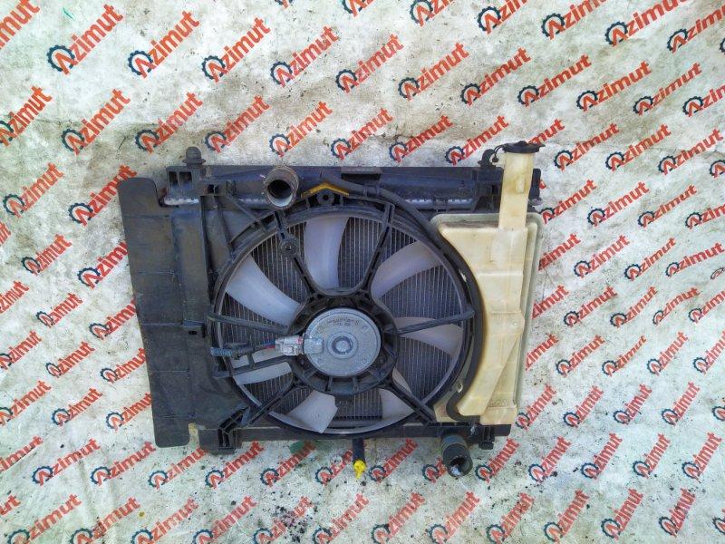 Радиатор основной Toyota Porte NCP141 1NZFE 2014 (б/у)