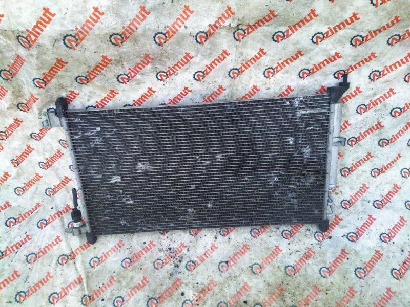 Радиатор кондиционера Nissan Note E11 HR15DE 2010 (б/у) 92110-1U600