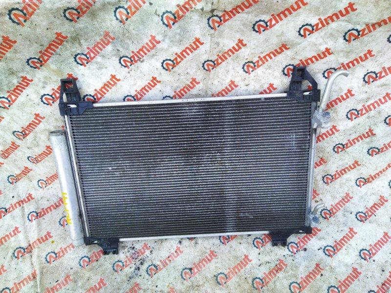 Радиатор кондиционера Toyota Porte NCP141 1NZFE 2014 (б/у)