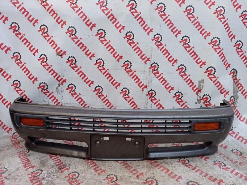 Бампер Nissan Homy ARME24 TD27T 1993 передний (б/у) 917/2