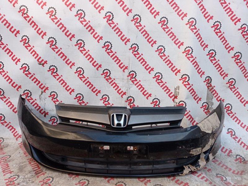 Бампер Honda Airwave GJ1 L15A 2008 передний (б/у) 933/2