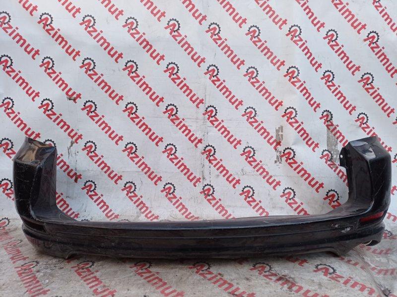 Бампер Toyota Vanguard ACA33W 2AZFE 2009 задний (б/у) 948/2