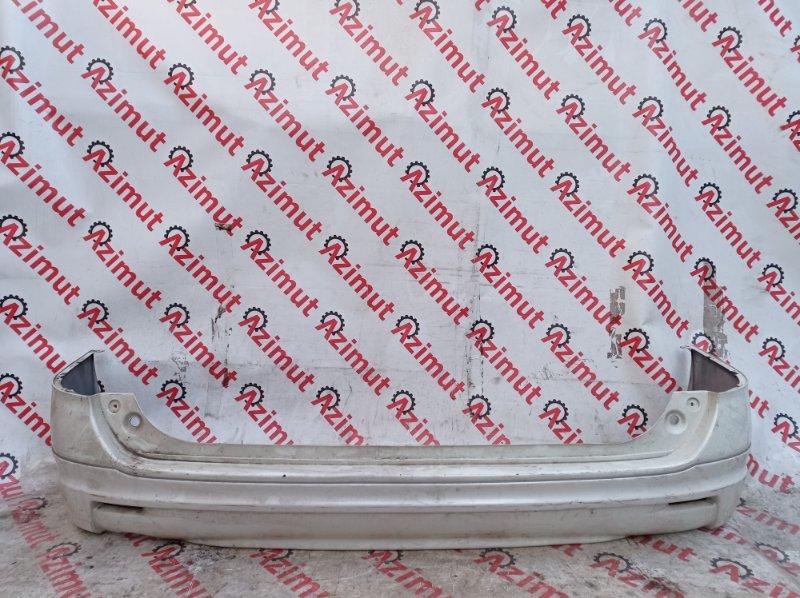 Бампер Nissan Serena C25 MR20DE 2006 задний (б/у) 950/2