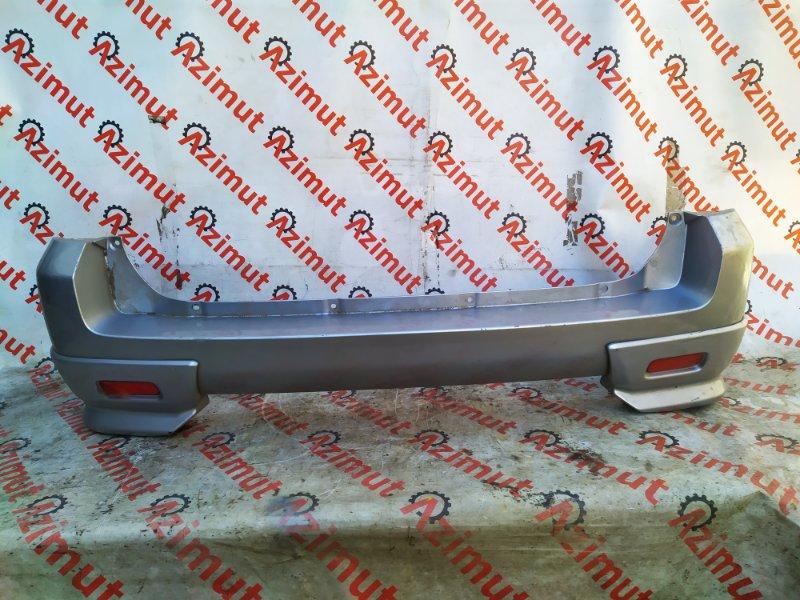 Бампер Honda Hr-V GH3 D16A 1999 задний (б/у) 959/2