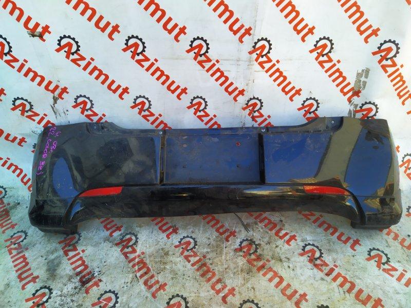 Бампер Subaru R2 RC2 EN07 2003 задний (б/у) 961/2