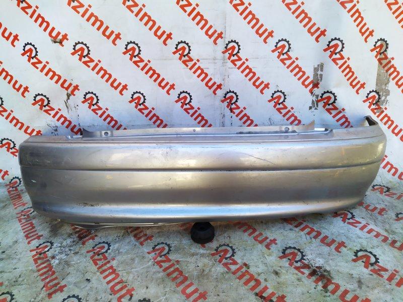 Бампер Honda Logo GA3 D13B 2001 задний (б/у) 987/2