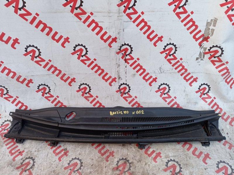 Жабо Toyota Ractis NCP120 1NZFE 2011 (б/у)