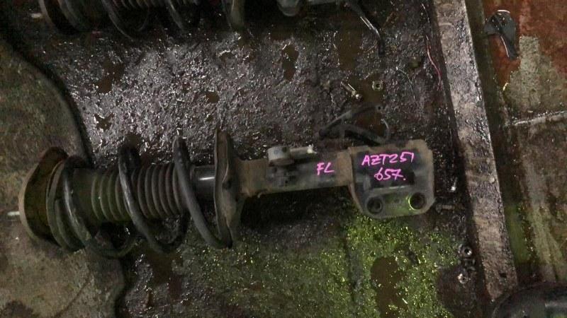 Стойка Toyota Avensis AZT251 2AZFSE 2007 передняя (б/у)
