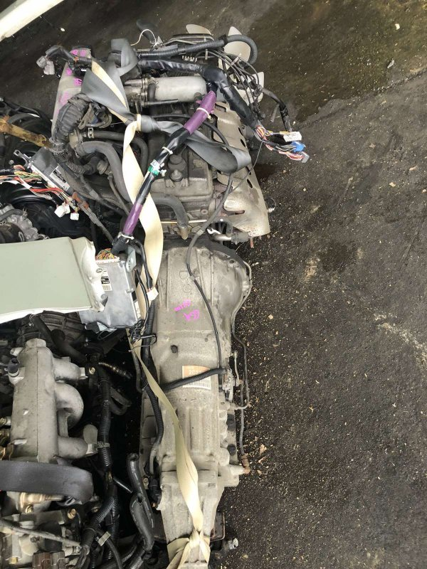 Двигатель Toyota Cresta GX100 1GFE 1997 (б/у) 6543972