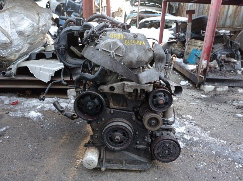 Двигатель Nissan Liberty RNM12 QR20-DE 2003 (б/у) 862288A