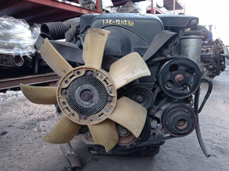 Двигатель Toyota Progres JCG10 1JZFSE 2002 (б/у) 1211230