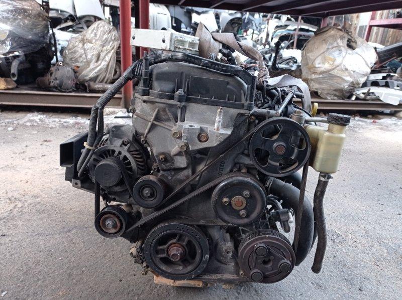 Двигатель Mazda Atenza GG3P L3VE 2003 (б/у) 375491