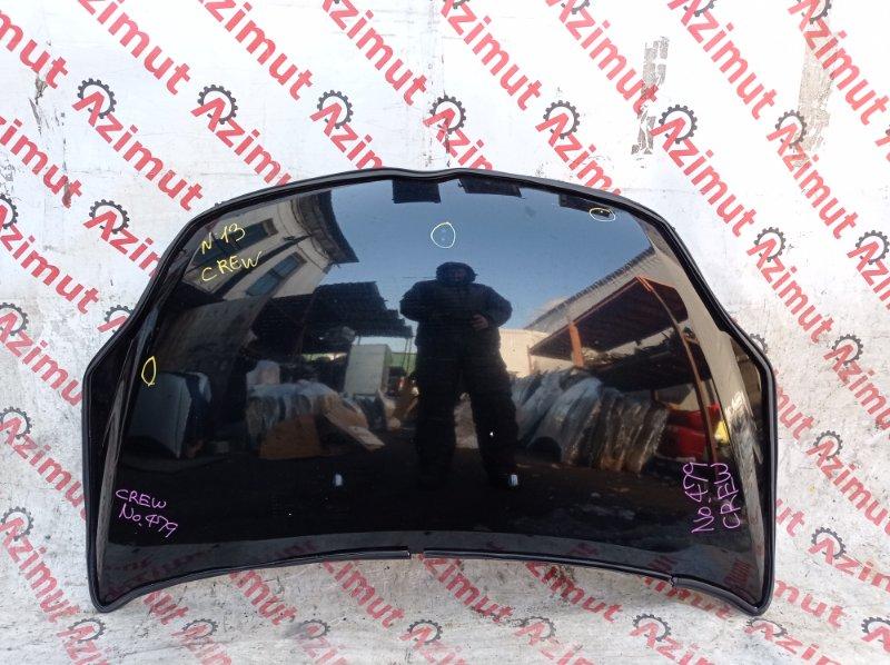Капот Mazda Premacy CREW LFVE 2008 (б/у)