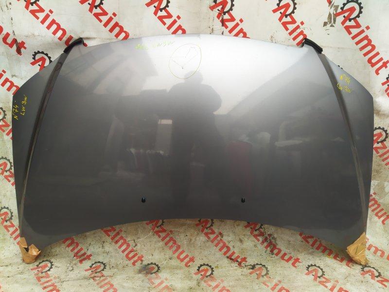 Капот Mazda Mpv LW3W L3DE 2004 (б/у)