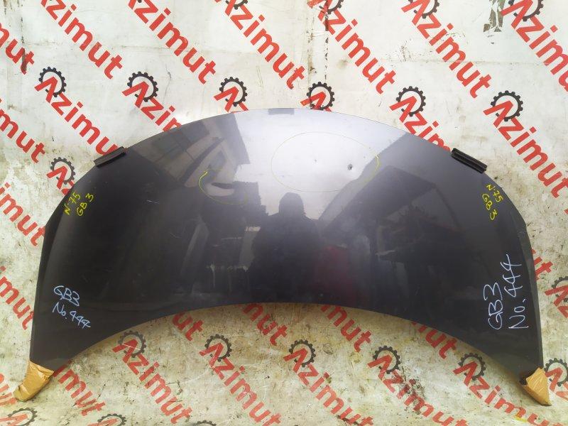 Капот Honda Freed GB3 L15A 2011 (б/у)