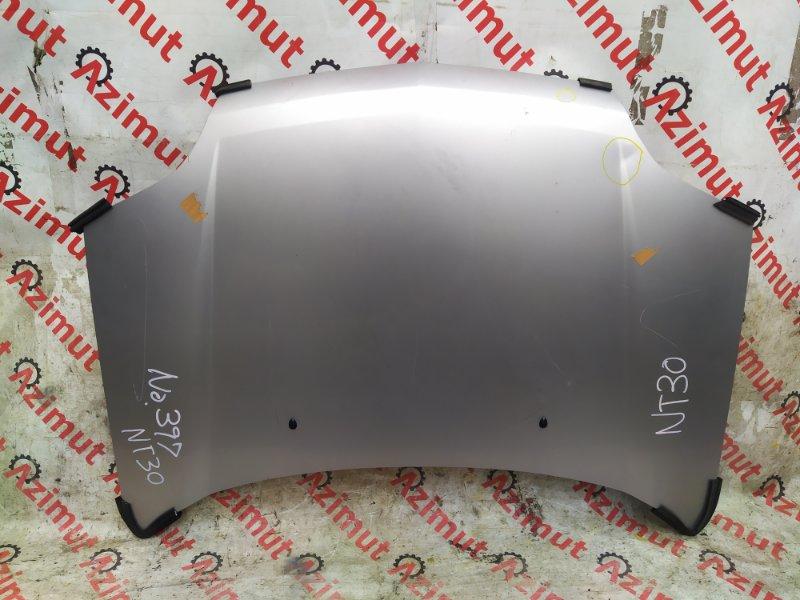 Капот Nissan X-Trail NT30 QR20-DE 2005 (б/у)