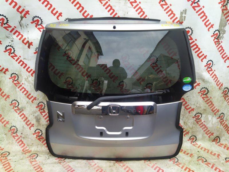 Дверь задняя Honda N-One JG1 S07A 2013 (б/у)