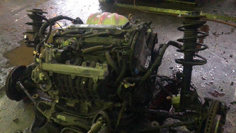 Двигатель Toyota Avensis AZT255 1AZFSE 2003 (б/у) 4661331