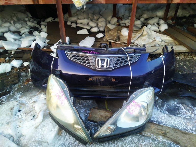 Nose cut Honda Fit GE6 L13A 2009 (б/у)