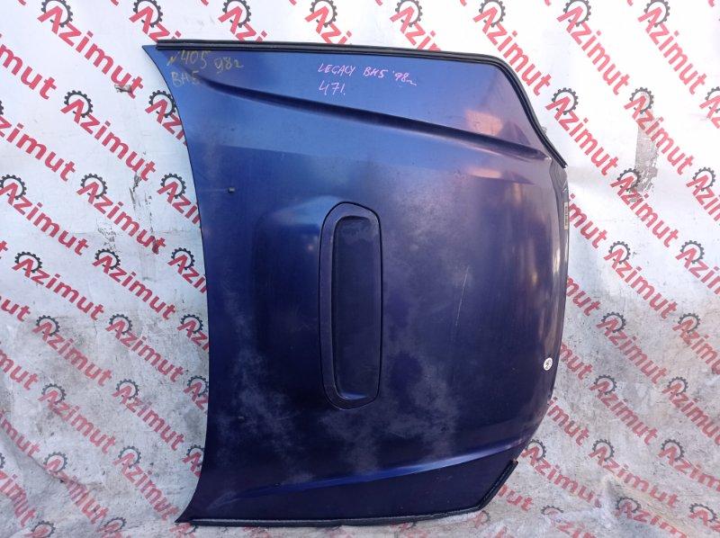 Капот Subaru Legacy BH5 EJ208DW 1998 (б/у)