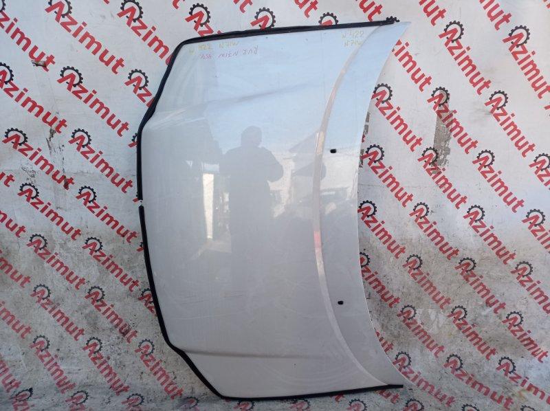 Капот Mitsubishi Rvr N71W 4G93 2000 (б/у)
