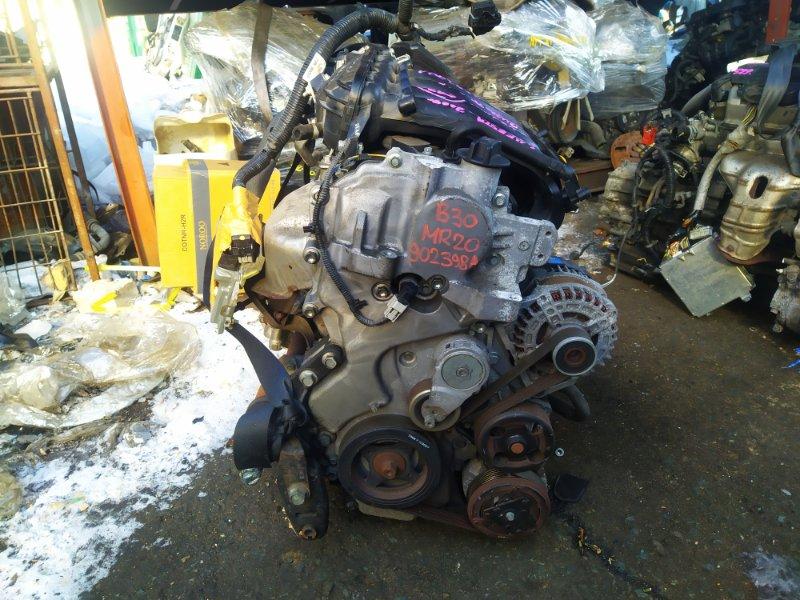 Двигатель Nissan Lafesta B30 MR20DE 2009 (б/у) 902398A