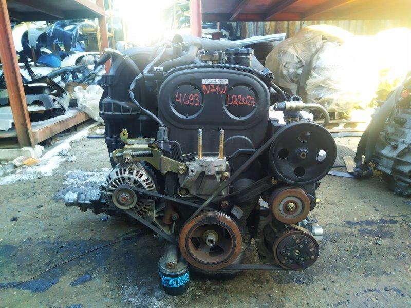 Двигатель Mitsubishi Rvr N71W 4G93 2000 (б/у) LQ2027