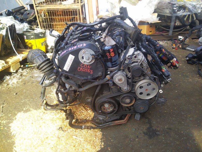 Двигатель Audi A4 8K2 CDNC 2009 (б/у) 057553