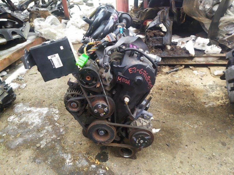 Двигатель Toyota Duet M110A EJVE 2000 (б/у) 6768049