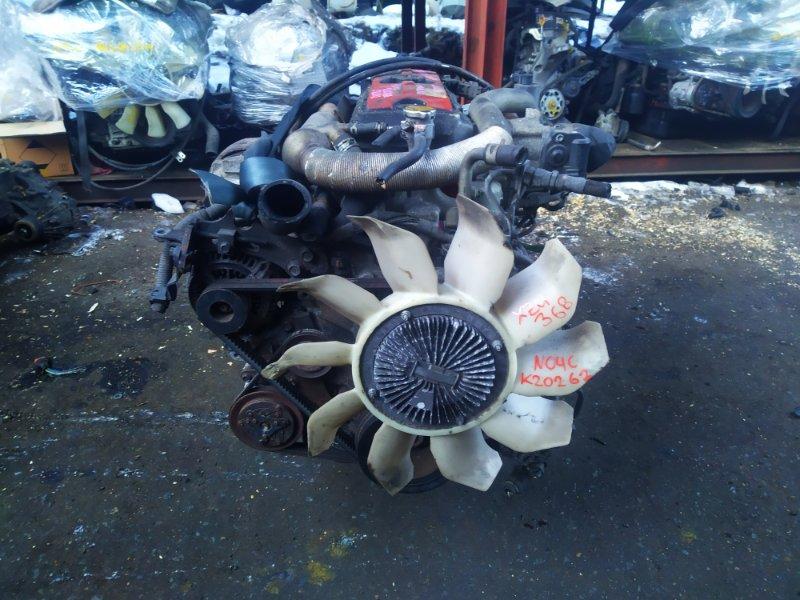 Двигатель Hino Dutro XZU378 N04CT 2008 (б/у) K20262