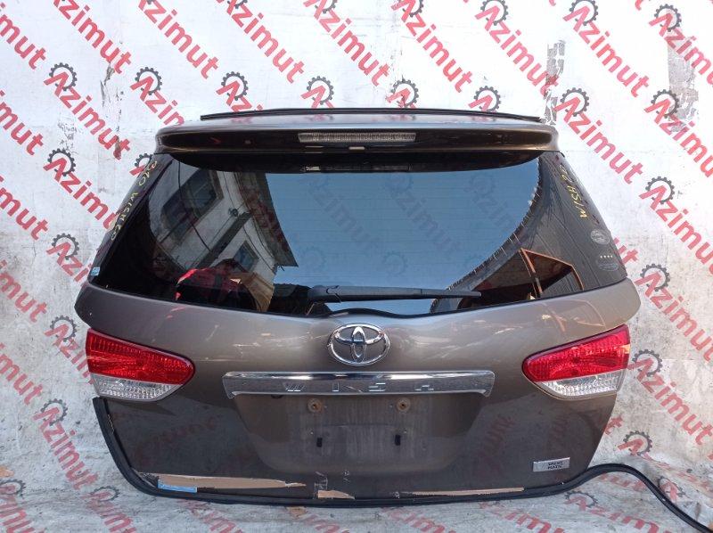 Дверь задняя Toyota Wish ZGE20 2010 (б/у)