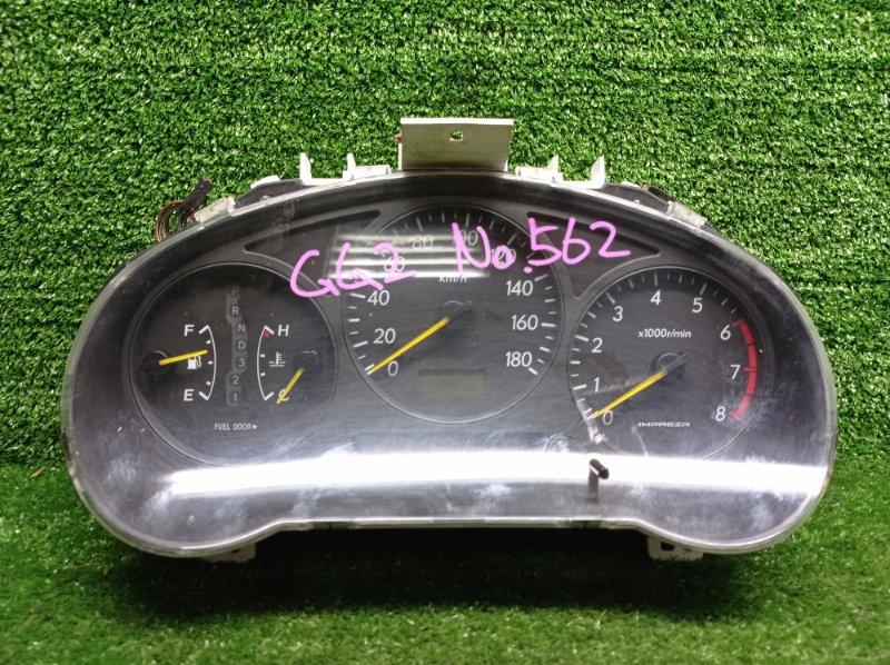 Спидометр Subaru Impreza GG2 EJ152DW 2001 (б/у)