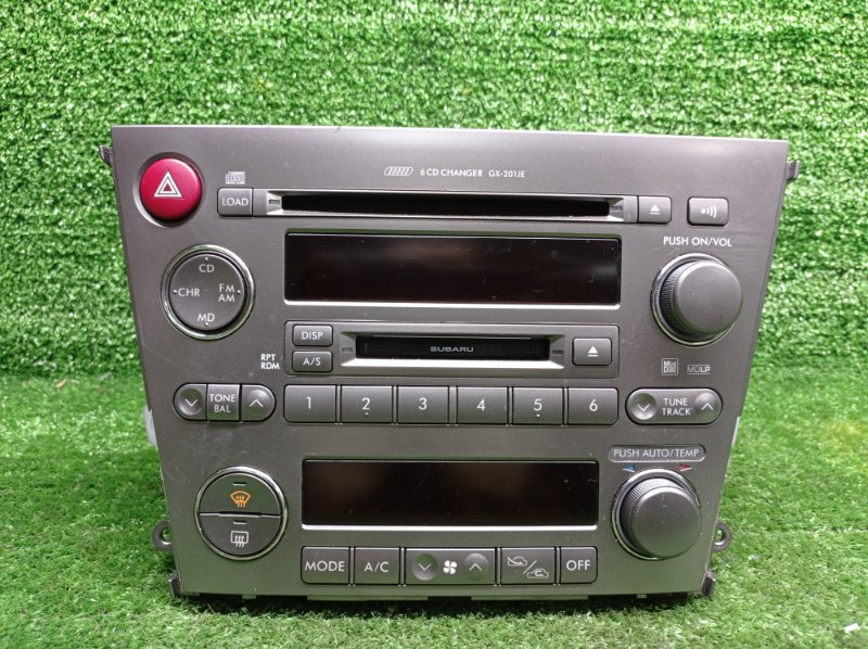 Магнитофон Subaru Legacy BP5 EJ204DP 2004 (б/у)