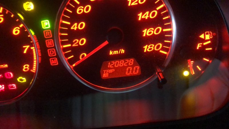 Рычаг Mazda Atenza GY3W L3VE 2003 передний правый верхний (б/у)