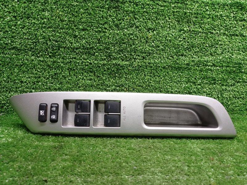 Пульт стеклоподъемника Toyota Wish ZGE20 2ZRFAE 2010 передний правый (б/у)