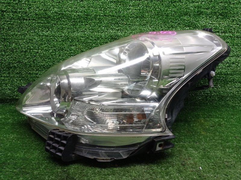 Фара Toyota Ractis NCP100 1NZFE 2008 левая (б/у)