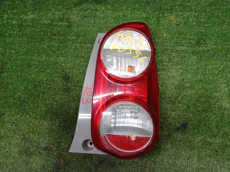 Стоп-сигнал Toyota Passo KGC30 1KRFE 2010 правый (б/у)